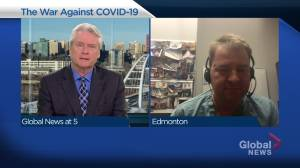 Edmonton ICU doctor gets candid about COVID-19 crisis