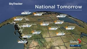 Edmonton weather forecast: Oct 18