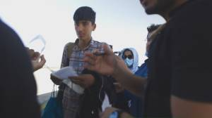 'Lifeline Afghanistan' campaign launched to resettle Afghan refugees (04:34)