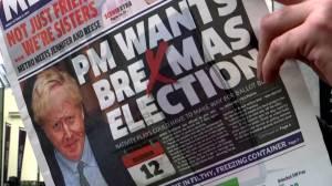 EU agrees on 'Brextension' as Boris Johnson pursues early election