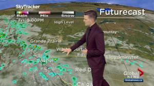 Edmonton weather forecast: Thursday, May 28, 2020