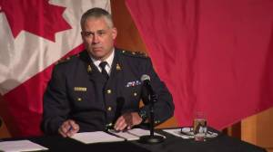 RCMP say 'all hands on deck' in relation to investigation of senior official charged