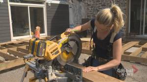 DIY outdoor safety tips with contractor Kate Campbell (03:34)