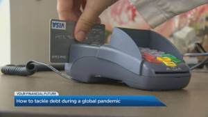Keep checking on your credit to avoid financial stress: expert (02:51)