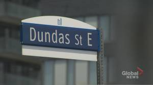 Toronto city council votes to drop Dundas name from street, other civic assets (02:24)