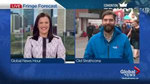 Global Edmonton weather forecast: Aug. 23