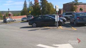Lack of parking at UNB leaves students scrambling