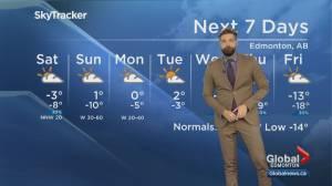 Edmonton Weather Forecast: Feb. 7