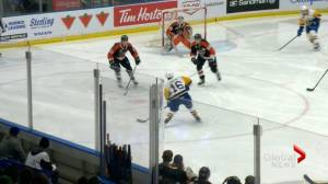 Saskatoon Blades forward's rise up the rankings