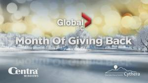 Month of Giving Back: Cythera Transition House Society (03:30)