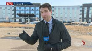 Vaudreuil hotel opens its doors to truckers amidst pandemic
