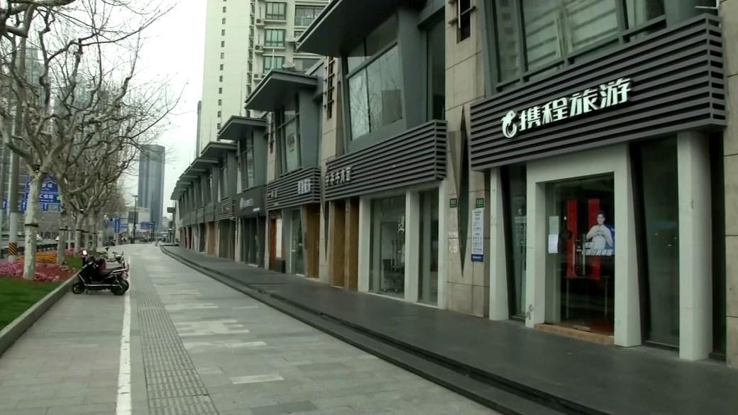 Coronavirus sickens residents on different floors of Hong Kong apartment