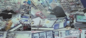 Cobourg man arrested following robbery at Port Hope convenience store: police (01:31)