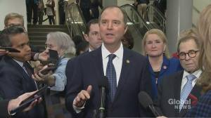 Adam Schiff accuses Trump counsel of using impeachment trial to 'smear Biden'