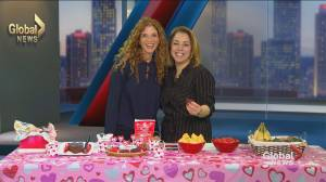 Healthy (and delicious) foods for Valentine's Day