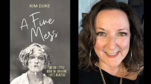 Author Kim Duke chats with Global News Morning