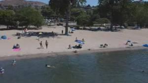 Dozens of deaths linked to heat wave blanketing B.C. (02:06)