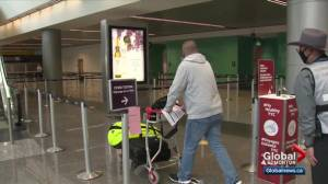 Health Matters: Expedited COVID-19 testing now available at Calgary airport (02:55)