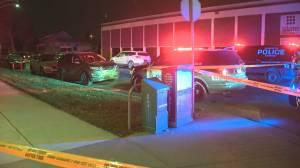 Two men shot in downtown Edmonton