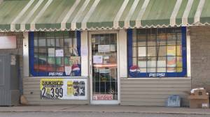 Community supports general store owner that was stabbed