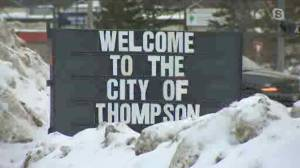 Thompson mayor on COVID-19 pandemic