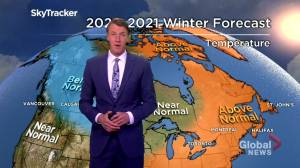 Anthony Farnell's 2020-2021 winter forecast (01:54)