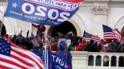 Play video: U.S. Capitol riot: Arrests made, people involved in pro-Trump mob identified