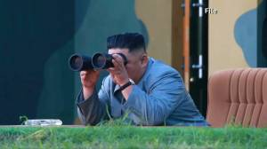 North Korea launches two projectiles into sea, South Korea says