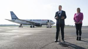 Conservative leader Andrew Scheer launches campaign