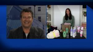 Global News Morning chats with Fashion and Beauty expert Carly Ostroff (05:17)