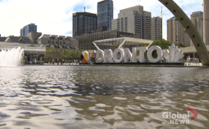 Community of Orono asking for iconic 'Toronto' sign