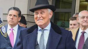 Trump ally Roger Stone gets 40-month prison sentence