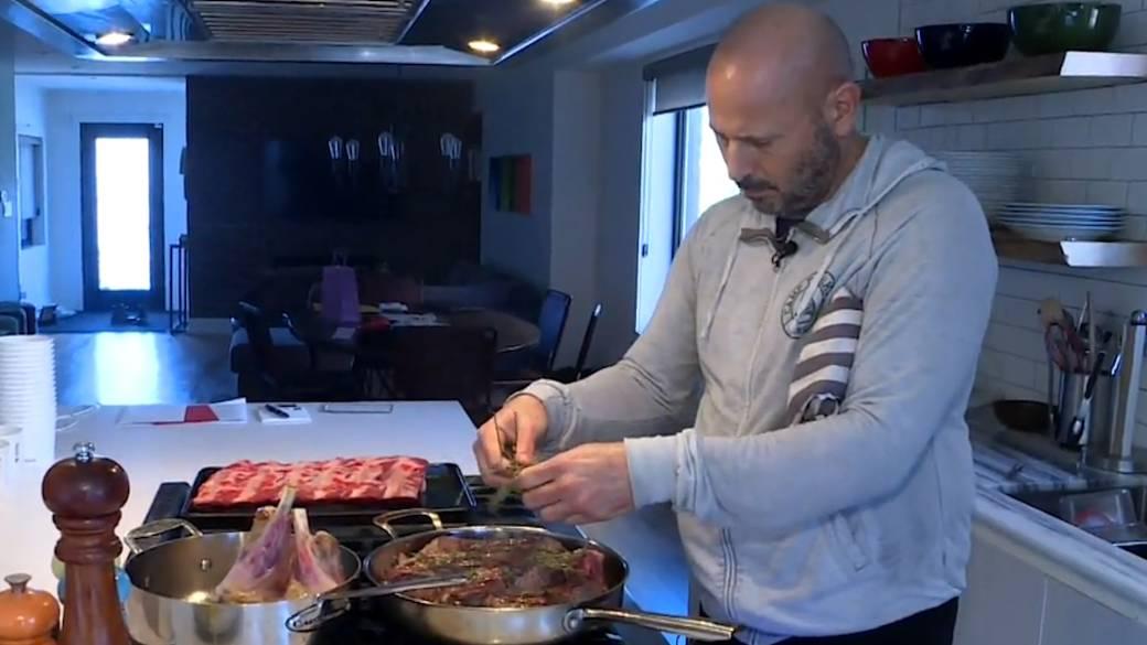 Coronavirus Toronto Chef Among Volunteers Amid Covid 19 Crisis Toronto Globalnews Ca