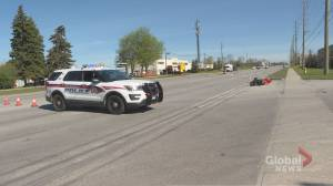 Man killed after motorcycle, truck collision in Vaughan