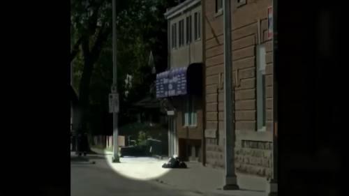 Naked man steals ambulance in Winnipeg - Manitoba Services
