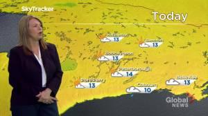Peterborough Regional Weather Update 2: April 27, 2020