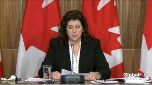 2021 auditor general report: AG 'very concerned,' says feds had not fully addressed rail safety (01:36)