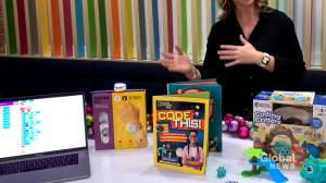 STEM gift guide for the holidays (03:38)