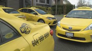 Coronavirus: How to social distance in taxis and rideshare vehicles