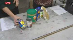 Winnipeg Harvest collecting donations during holiday season
