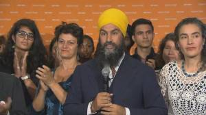 Federal Election 2019: Jagmeet Singh says he will continue to 'call out' human rights violations