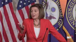 Pelosi says she's optimistic on USMCA, but still work to be done