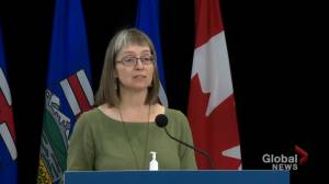 COVID-19: Alberta strengthens public health measures for continuing care (02:48)