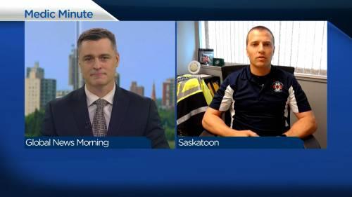 Medic Minute: Recognizing Saskatchewan's paramedics | Watch News Videos Online