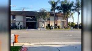 Four killed, including child, in Southern California shooting (01:21)