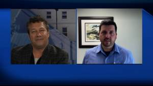 Global News Morning chats with Matt Lee (05:40)