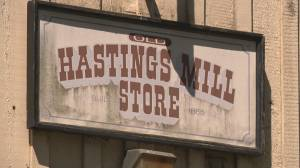 The Old Hastings Mill Store' in financial jeopardy