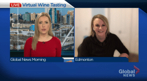 Put a Cork In It Wine Tasting turns virtual (04:46)
