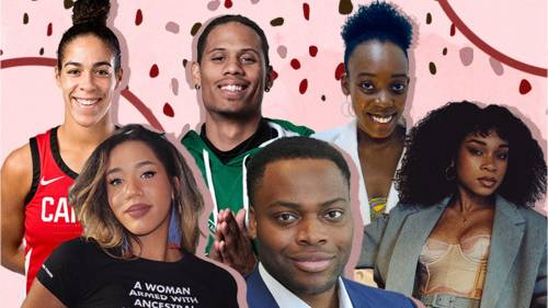 Black History Month: 6 young Canadian leaders you should know   Watch News Videos Online