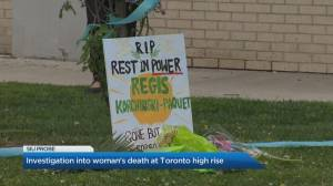 Investigation into woman's death at Toronto high-rise